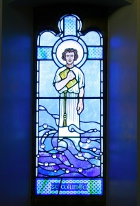 The St Columba Window